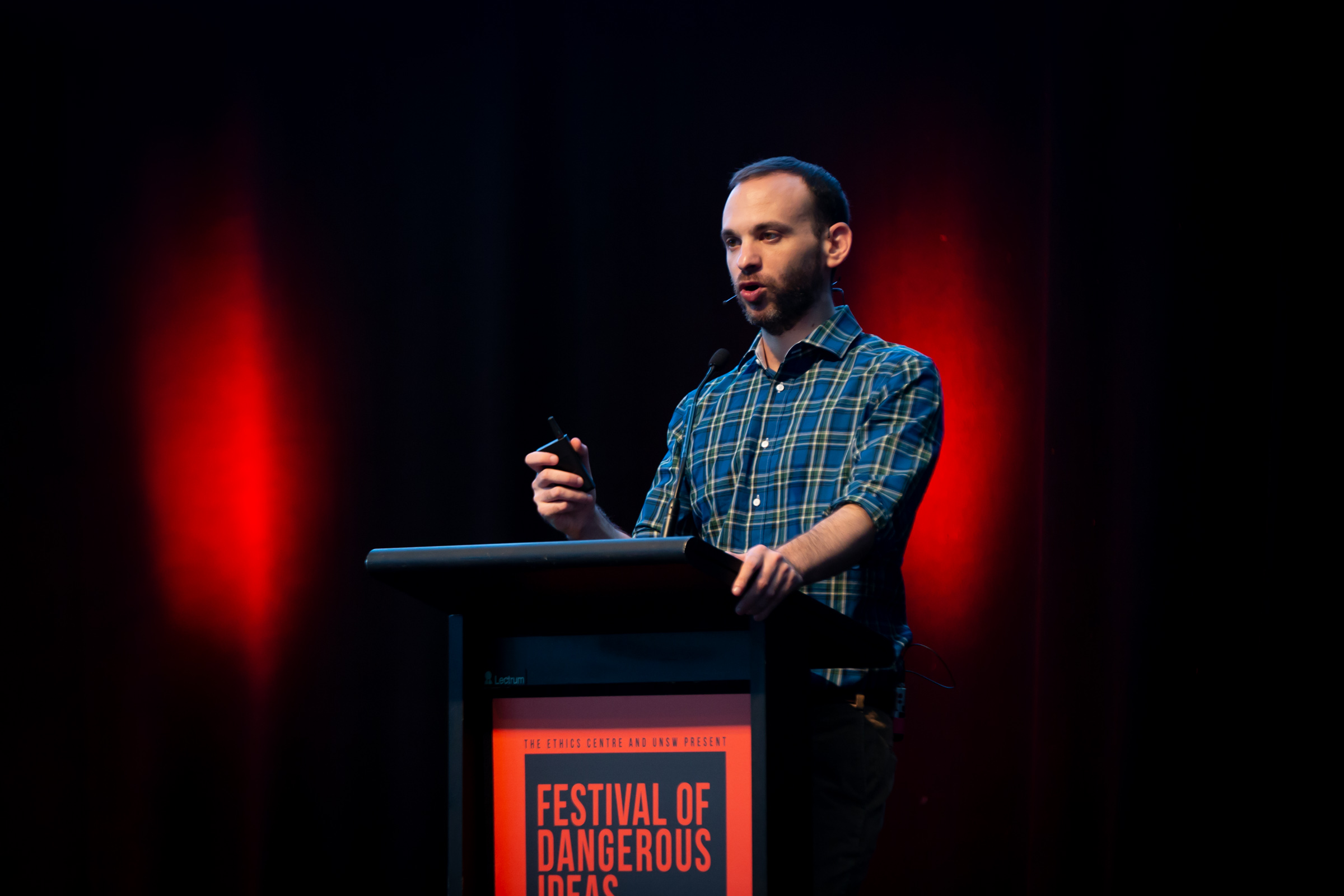 Seth Stephens-Davidowitz at FODI