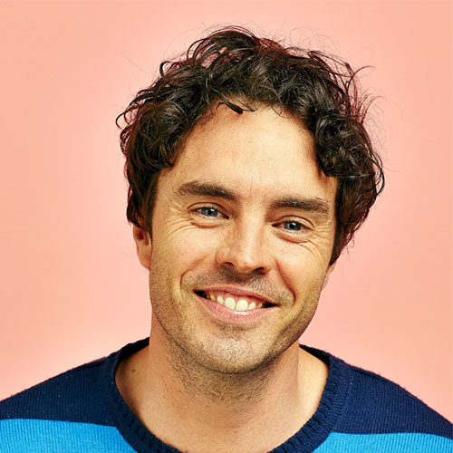 Damon Gameau Headshot